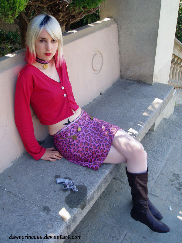 Maria Silent Hill Cosplay