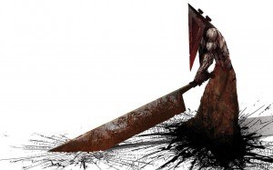 Silent Hill Wallpaper Pyramid Head New