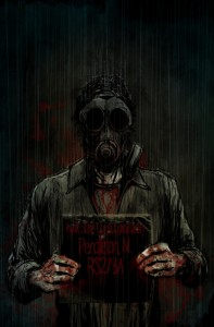 Silent Hill Downpour Comic