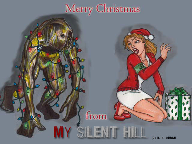 Silent Hill Christmas