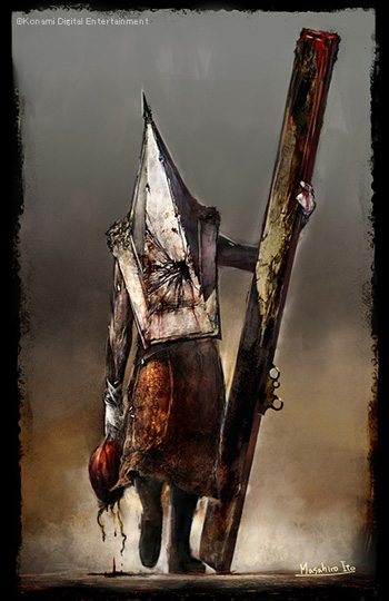 Silent Hill White Hunter