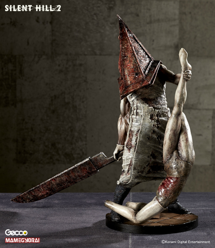 Red Pyramid Thing Bubble Head Nurse Sdcc 13 Exclusive Variants