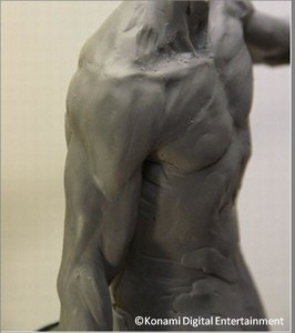 White Hunter Sculpt 2