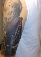 Pyramid Head Tattoo