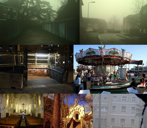 Some of the intended filming locations.