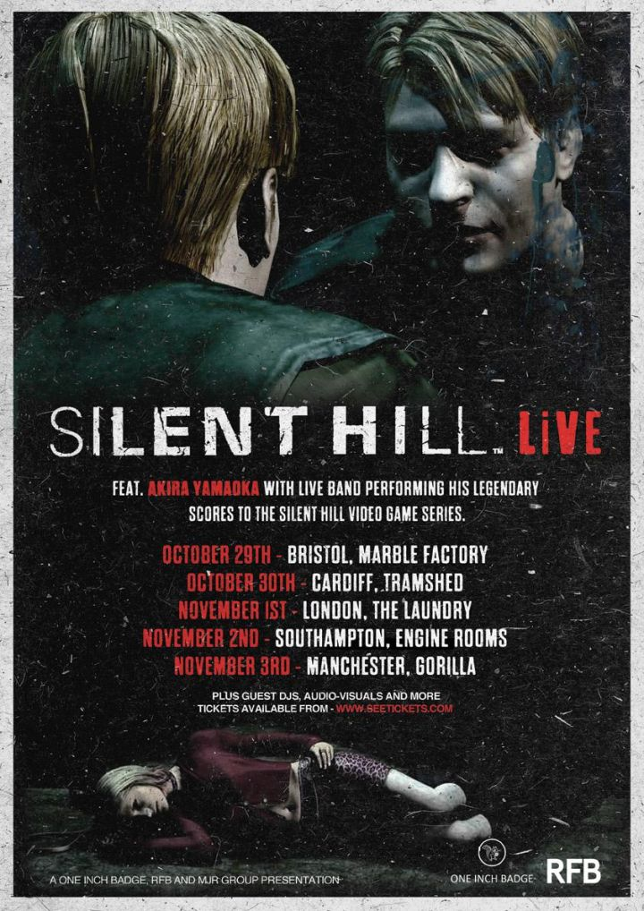 silent Hill live