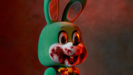 Robbie the Rabbit Green Variant